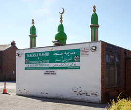 Madina Masjid, Barlow Road, Levenshulme