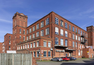 Vine mill, Royton, Oldham