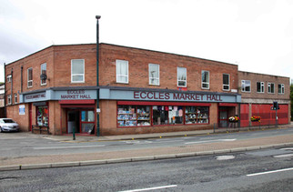 Eccles Market Hall, Church Street, Eccles, Salford