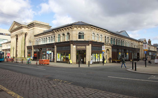 Old Market Hall, Knowsley Street, Bolton