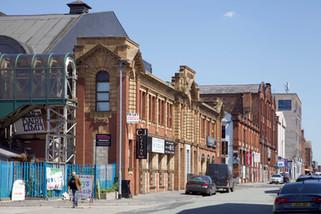 Derby Street, Strangeways