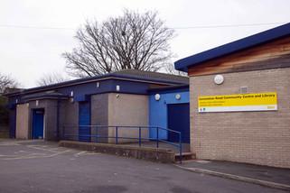 Coronation Road Community Centre & Library, Coronation Road, Radcliffe