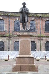 Richard Cobden, St Ann's Square