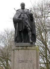Edward VII, Whitworth Park