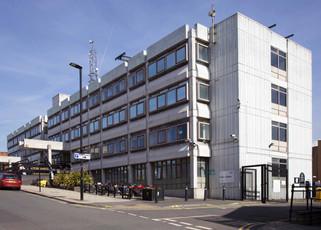 Civic Centre, Millgate, Wigan