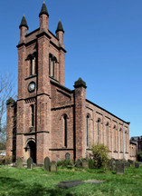 St Paul's Church, Wilmslow Road, Withington