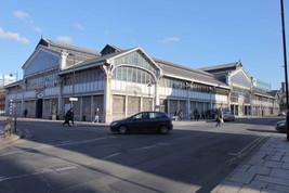 Lower Campfield Market, Liverpool Road