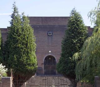 King David synagogue, Bury Old Road, Prestwich
