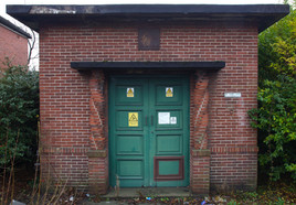 Substation, St James Road, Cheetham Hill