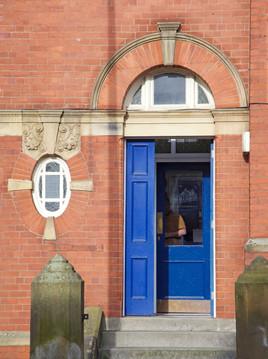 Jubilee Hall, Chapel Street, Dukinfield