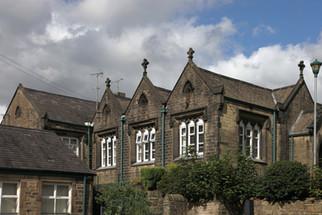 St Paul's primary schoo, Huddersfield Road, Stalybridge