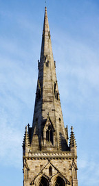 Salford Cathedral, Chapel Street, Salford