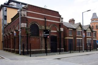 Former substation, Jersey Street, Ancoats