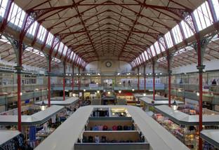 Market hall, Accrington