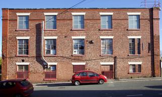 Brinksway Bank Mill, Northgate Road, Edgeley, Stockport