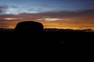 Manchester from Kinder Scout