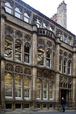 Law Library, Tib Lane