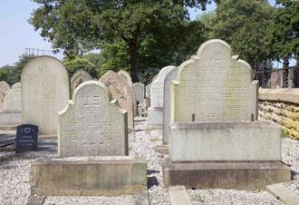 Jewish cemetery, Philips Park Cemetery, Clayton