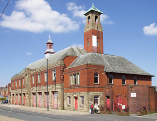 Greater Manchester Fire Service Museum, Maclure Road, Rochdale