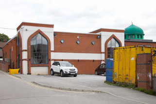 Madina Mosque, Clydesdale Street, Oldham