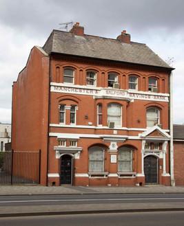 Manchester & Salford Savings Bank, Chapel Street, Salford
