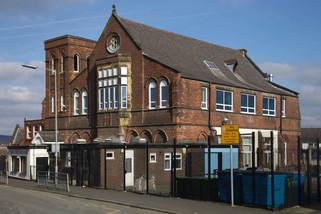 St Thomas Primary School, Eskrick Street, Halliwell, Bolton