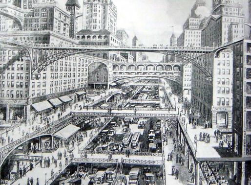Vertical cities: farewell horizontal?