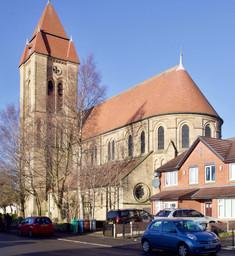 St John's Church, Bellott Street, Cheetham Hill