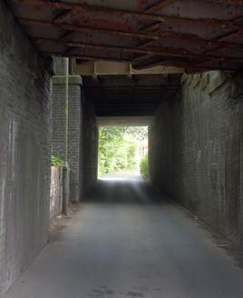 Railway bridge, Bradley Lane, Standish