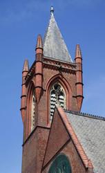 Former St Benedict's Church, St Benedict's Place, Gorton