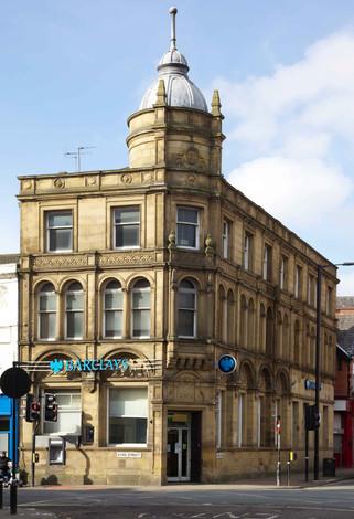 Barclays Bank, King Street, Leigh