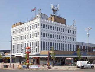Droylsden Town Hall, Manchester Road, Droylsden