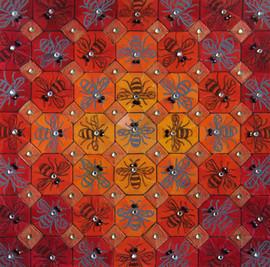 Hive, 2020, 14 x 14cm