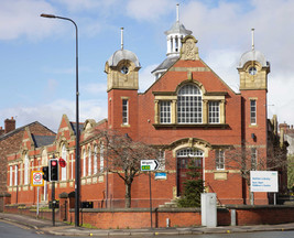 Library, Wigan Road, Ashton-in-Makerfield