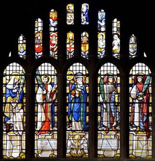 Eccles Parish Church, Church Street, Eccles, Salford