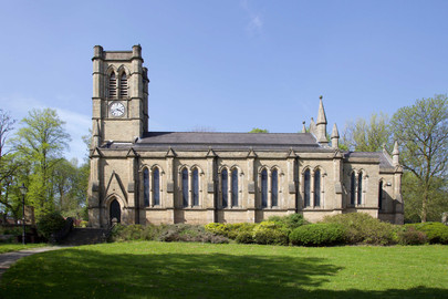 St Peter's Church, Old Market Street, Blackley