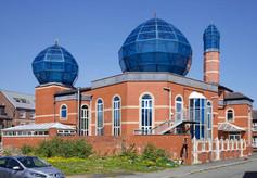 Neeli Masjid, Exeter Street, Rochdale