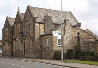 Police Station, Castle Hill Road, Hindley