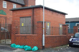 Substation, Randal Street, Bolton