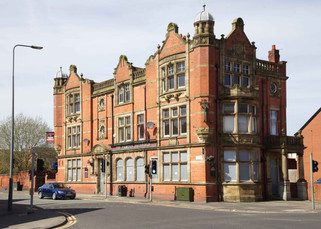 The Famous Pagefield Hotel, Woodhouse Lane, Wigan