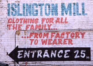 Islington Mill, James Street, Salford