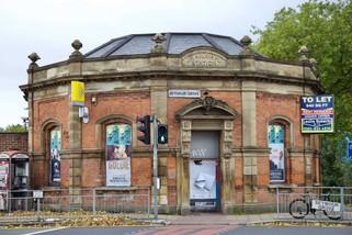 Trafford Bar tram station, Seymour Grove, Old Trafford
