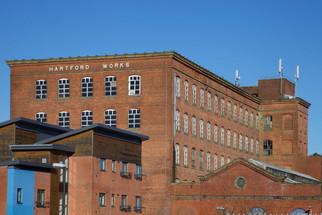 Hartford Works, Suthers Street, Featherstall, Oldham