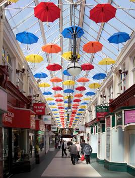 Makinson Arcade, Standishgate, Wigan