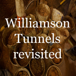 The Williamson Tunnels, revisited