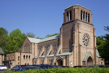 Holy Angels Roman Catholic Church, Hale Road, Hale, Trafford