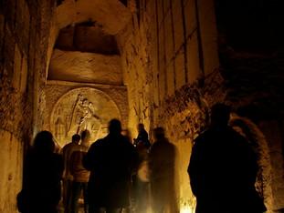 Sint Petersburg Caves, Maastricht, Netherlands