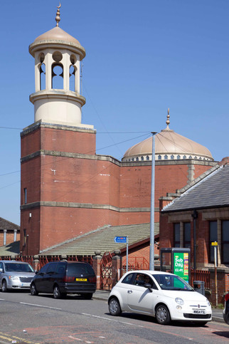 Central Mosque Rochdale, Castlemere Street, Rochdale