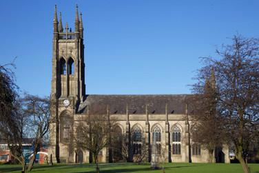 St Peter's Church, Stockport Road, Ashton-under-Lyne