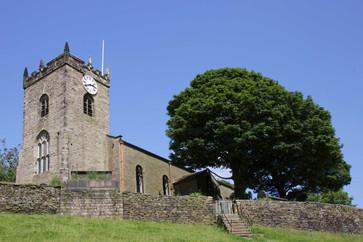 St Thomas's Church, Mellor, Stockport